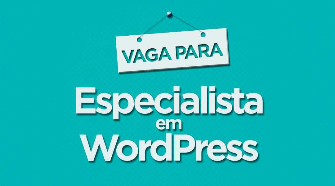 GoBacklog abre vaga para especialista em WordPress