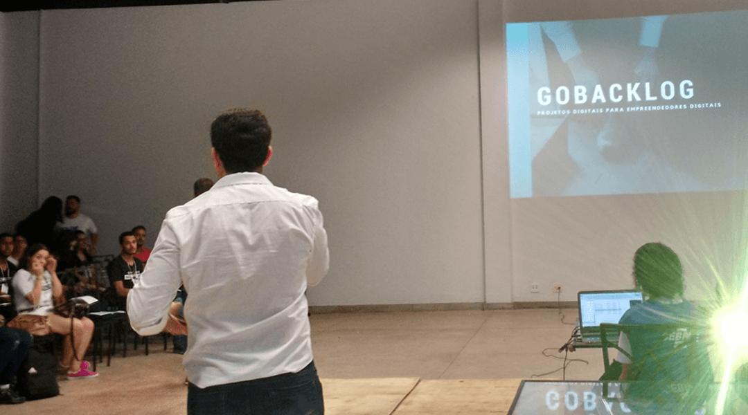 Spark Week – A GoBacklog marcando presença no evento