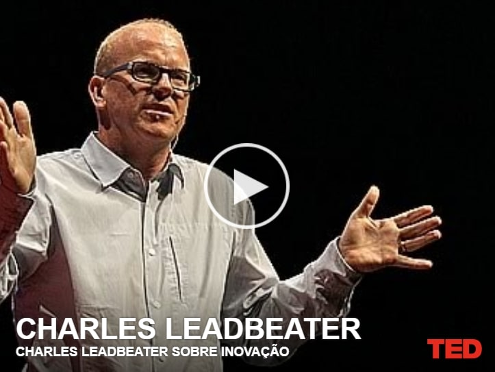 TED Charles Leadbeater sobre inovação