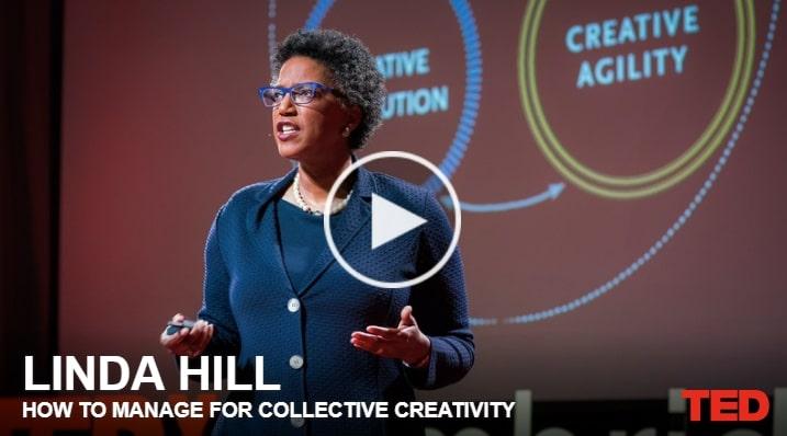 TED Como gerenciar a criatividade coletiva