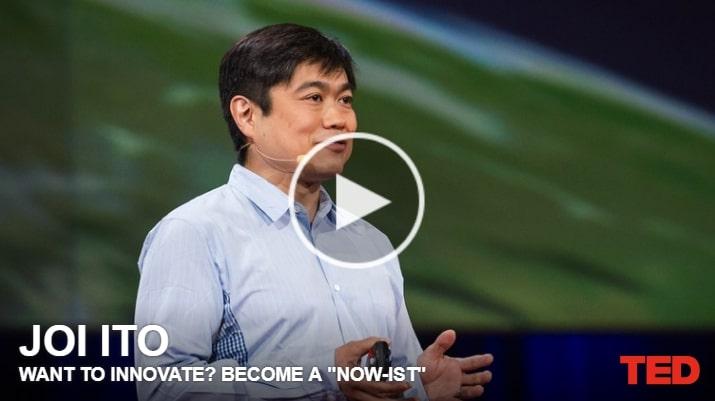 TED Quer inovar Torne-se um agorista