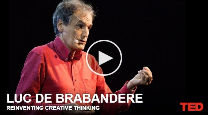 TED Reinventando o pensamento criativo