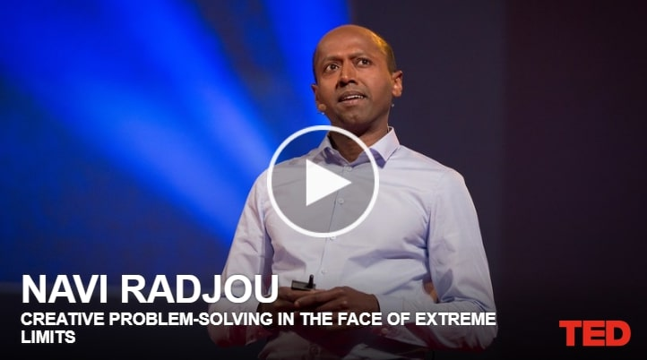 TED Resolução criativa de problemas diante de limites extremo