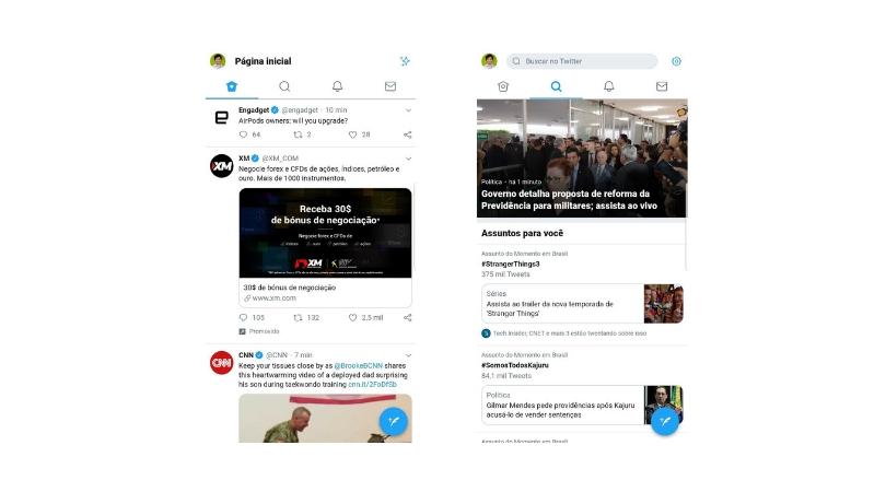 PWA O que são Progressive Web Apps e por que usar  Twitter