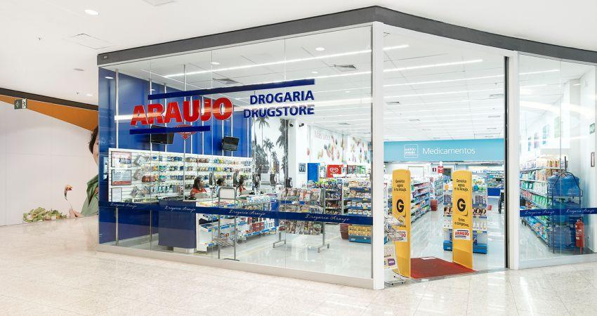 Modelo Araujo Drugstore