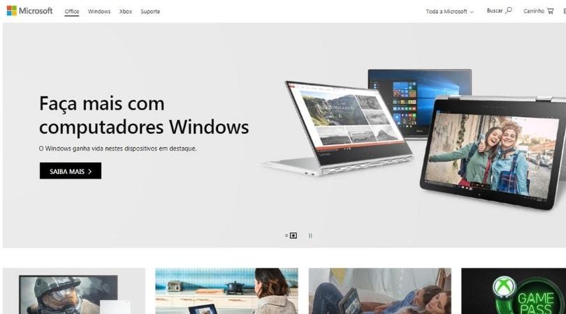 Empresas que mais investem em tecnologia e seus resultados - Microsoft
