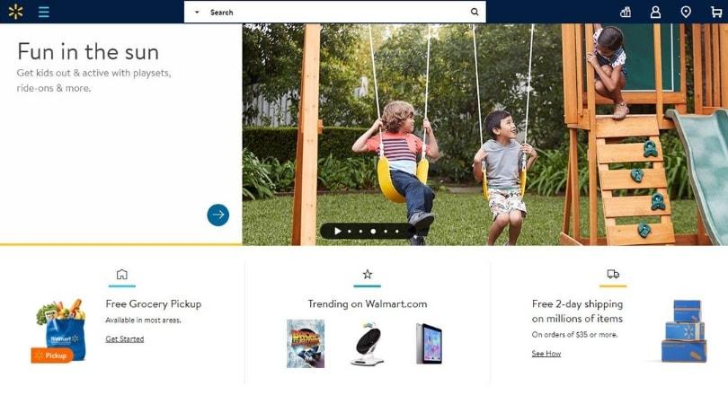 Empresas que mais investem em tecnologia e seus resultados - Walmart