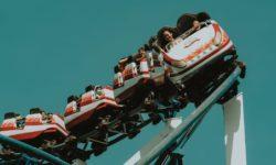 Aperte os cintos: Empreender é uma montanha russa