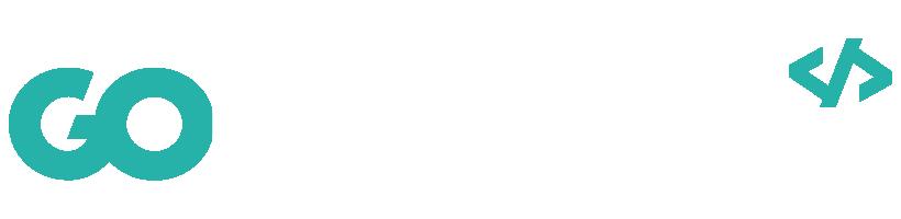 Logo GoBacklog branco