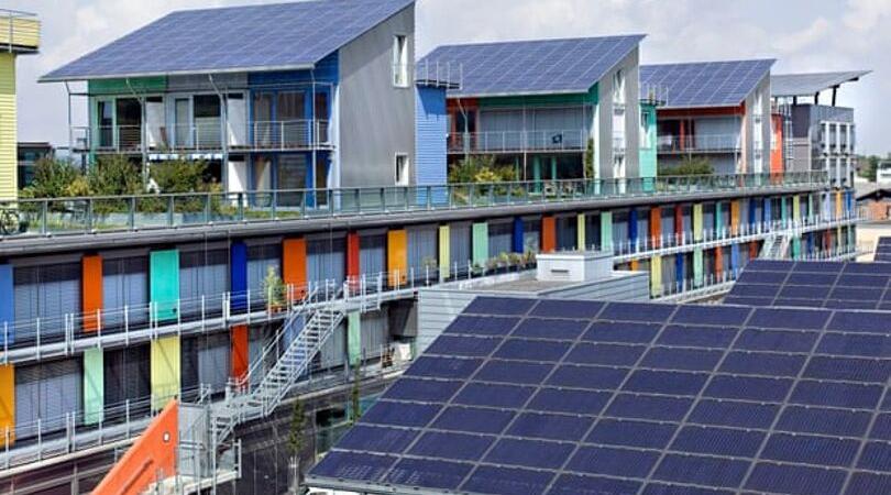 Tendências do setor Vila Solar Freiburg