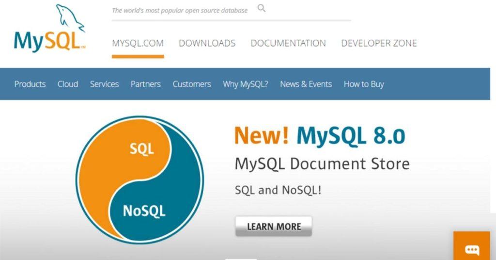 10 Empresas que Investiram no Outsourcing de Desenvolvimento de Software MySQL
