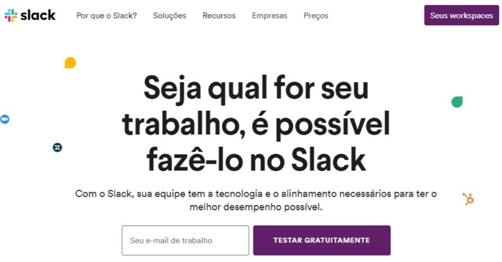 10 Empresas que Investiram no Outsourcing de Desenvolvimento de Software Slack