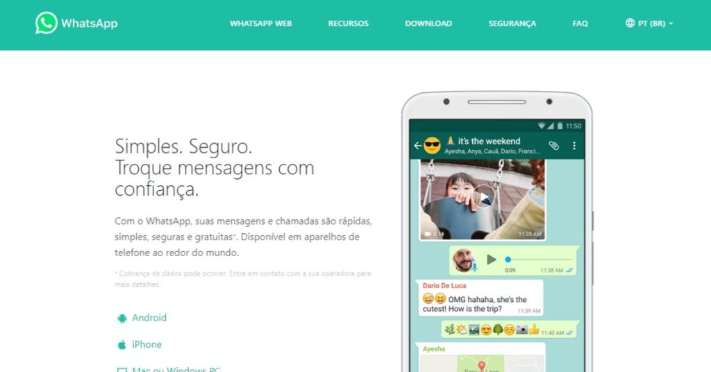 10 Empresas que Investiram no Outsourcing de Desenvolvimento de Software WhatsApp