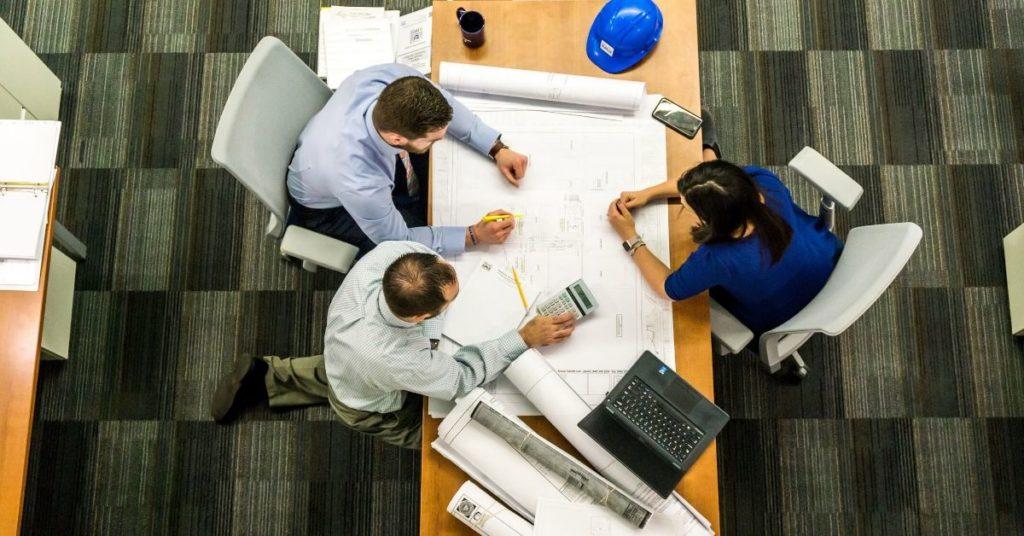 Construtech Saiba como a Tecnologia está mudando a Construção-Panorama do mercado-Execução no local de obras